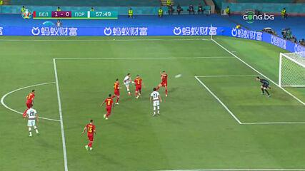Белгия - Португалия 1:0 /репортаж/