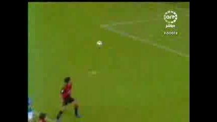 Schalke 04 Vs. Ac Milan - Hamit Altintop