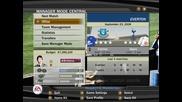 Fifa 07 Manager Mod с Евертън - Епизод 4