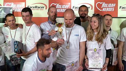 VMware спечелиха първо място в Благотворителния Картинг Турнир