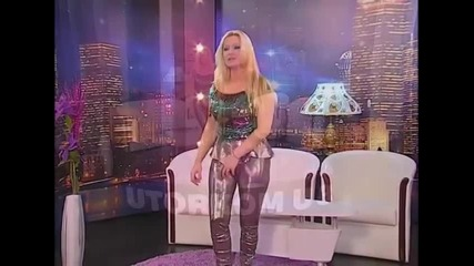 Sanja Djordjevic - Druga strana medalje - Utorkom u 8 - (TvDmSat 2013)