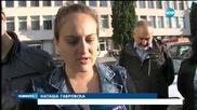 Напрежение и сблъсъци пред болницата в Тетевен
