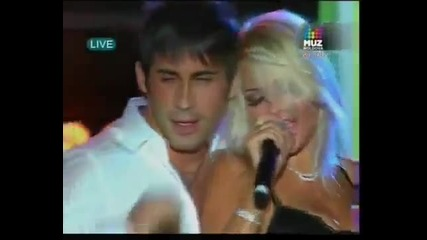 Dan Balan - Justify Sex live (nq) marin4o sladura
