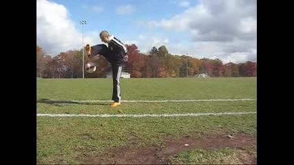 Да научим Freestyle Football ep21