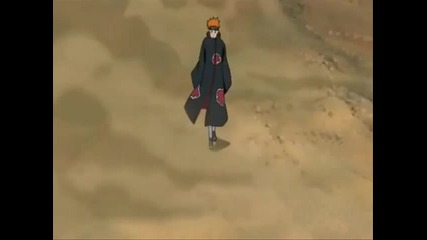 Naruto vs Pain - Time of Dying