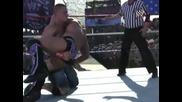 Tribute to the Troops John Cena vs. Chris Jericho