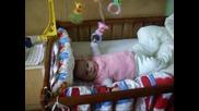 Йоанка на 4 месеца и 9 дни (03.03.2009г.)