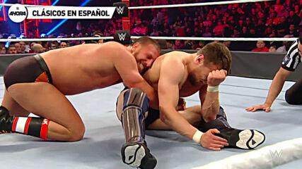 Daniel Bryan vs Drew Gulak: WWE Elimination Chamber 2020 (Lucha Completa)