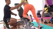 Yoga Personal Trainer Sexy Personal Trainer Sexy Workout Sexy Yoga Fitness Film Yonetmen 2016 Hd