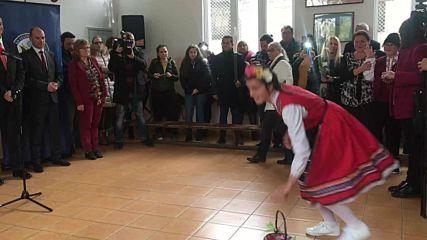 "Откриване на Помощното училище ""Отец Паисий"" в Бургас"