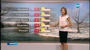 Прогноза за времето (02.04.2016 - сутрешна)