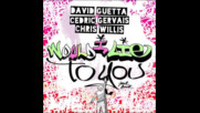*2016* David Guetta x Cedric Gervais x Chris Willis - Would I Lie To You ( Extended mix )