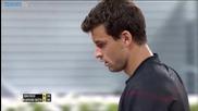 Григор със страхотно изпълнение срещу Пабло Карено Буста в Мадрид 05.05.2014