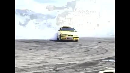 Bmw M3 - Super Burnout