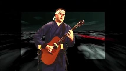 Не Е Ли Луд С Китарата 2 Част (ewan Dobson - Time - Solo Guitar)