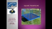 Trampolines - Fitness Trampolines - Fun Spot Trampolines