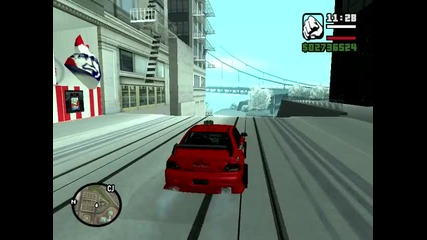 Gta San Andreas Mitsubishi Tuning Test Drive