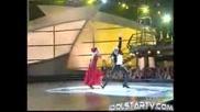Те си мислят че могат да танцуват:neil And Sabra, Paso Doble