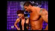 Wwe Maria Kanellis Interview Batista.