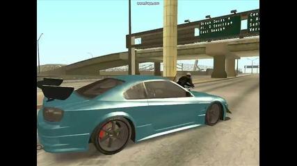 Gta San Andreas Drifting by Turst67