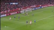 Арсенал 3:3 Андерлехт 04.11.2014