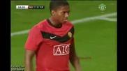 Antonio Valencia Av25 vs Cristiano Ronaldo Cr9