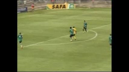 В олимпийска квалификация ЮАР победи Либия с 4:2