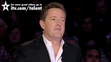 Великобритания търси талант - 2010 Следващите Backstreetboys?