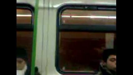 Станция Сердика-софийско метро