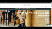 Enjoy 25% off purchases $75+ @ Shoes.com w/ Discountpromos.co.uk