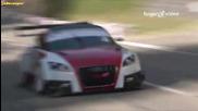 Audi - Кралят на планинското