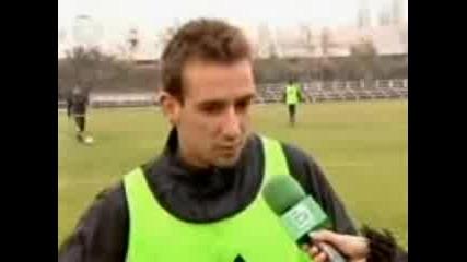 Futbolistite za Ivana