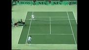 Тенис Класика : Великолепна Точка На Бекер
