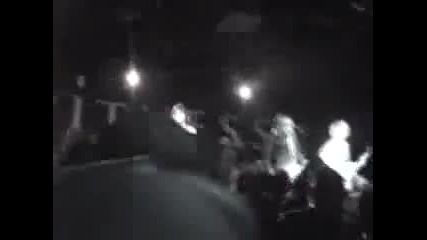 Blessthefall - Witness (live at The Clubhouse 10/9/09)