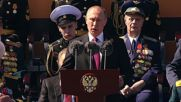 Russia: Putin honours the Russian military on Victory Day