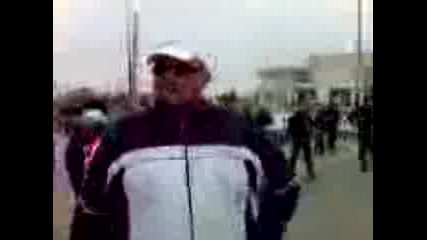Последици От Верижна Катастрофа на рали с Лада  Русе - 2005