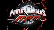 Power Rangers Rpm - Trailer - .flv
