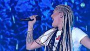 Жана Бергендорф - I Want To Know What Love Is - X Factor - Коледен концерт (24.12.2017)