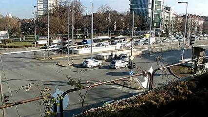 НДК - Катастрофа при моста на влюбените