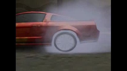 Ford Mustang Nfs Underground