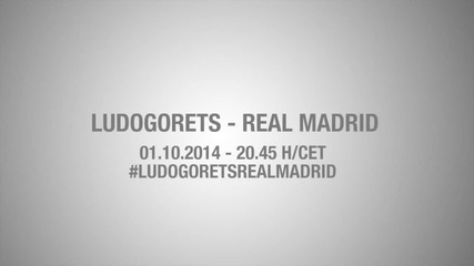 Ludogorets-real Madrid Champions League promo