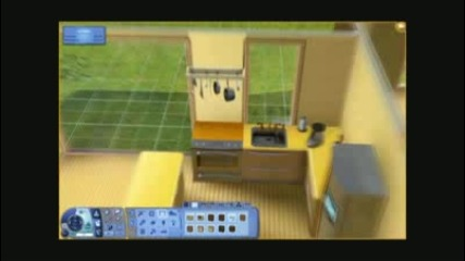 The Sims 3 house