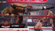 John Cena, Triple H, Kane & Undertaker vs. Edge, Randy Orton, JBL & Chavo Guerrero: Raw, Apr. 21, 2008 (Full Match)