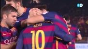 Ривър Плейт 0:3 Барселона 20.12.2015
