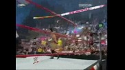 Cm Punk Cashes Money In The Bank Againts Edge