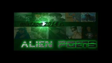 Alien Poets - mixtape 2014 г [ by Dj Future ]
