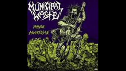 Municipal Waste - Relentless Threat