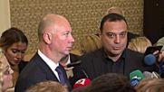 Росен Желязков: Влизам със смесени чувства в Министерството на транспорта