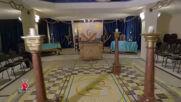 """За първи път в ефир: Камерата на """"Офанзива"""" влиза в храма на масоните"""