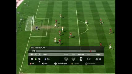 Fifa 11 Страxoтен Гoл на Пеле